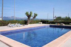 10408 Piso frente al mar con piscina Puerto Pollensa