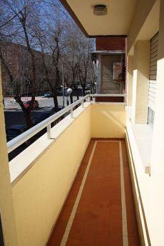 3 dormitorios, 1 ba�o y 2 terrazas