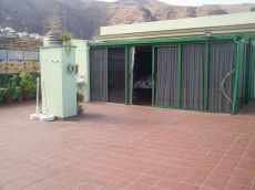 Caletillas, 2 dormitorios, amueblada, terraza.