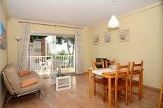 Apartamento 2 dormitorios dobles, muy cerca del mar