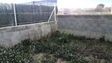 Adosado con bodega jardin y garaje cerrado