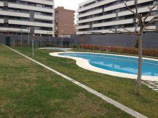 Alquiler piso 2 habitaciones dobles con parking en Cappont