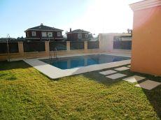Alquiler anual con piscina