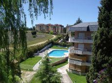 Alquiler piso piscina Centro-el burgo