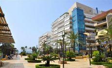 Precioso apartamento con vistas al mar en Marbella centro