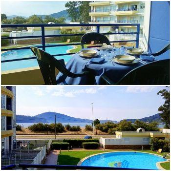 Urbanizaci n puerto azul vistas mar internet wi fi - Alquiler pisos cedeira ...