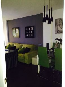 Adosado esquina, muebles de dise�o, patio 100 m2, buhardilla