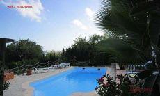 Alquiler casa jardin y piscina Pinos de alhaur�n