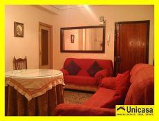Piso amueblado de 3 dormitorios en Sagunto