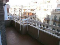 Piso de 85m amueblado con terraza