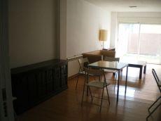Alquiler apartamento amueblado en los Belgas