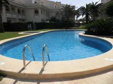 Alquiler anual apartamento primera linea de playa