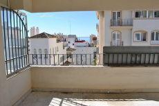 �tico d�plex en el centro de Marbella