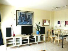 Alquiler piso luminoso, 4 habitaciones, buenas vistas
