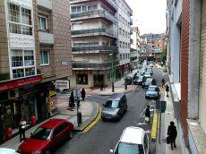 Alquiler de piso Vilagarc�a plaza Independencia