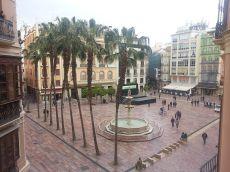 Magnifico piso se�orial en el centro de Malaga