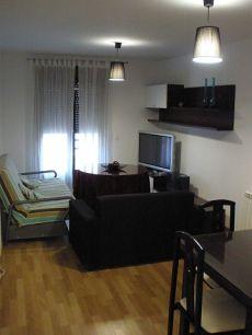 Apartamento de dos dormitorios, cochera y trastero