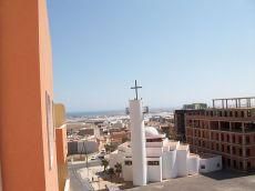 Piso Nuevo 3 dormitorios con vistas al Mar en centro Vicar