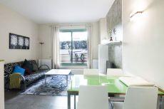 Obra nueva de 2 hab con terraza de 30 m2