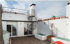 Magnifico atico de lujo con 2 terrazas