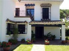 Alquiler casa jardin Conil de la Frontera