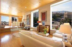 Impresionante piso de lujo con vistas a pla�a Catalunya