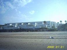 Piso orientado al mar primera linea en playa las redes