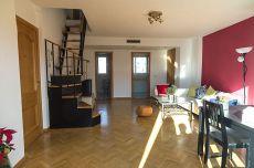 �tico duplex 3 habitac. Muy luminoso con terraza