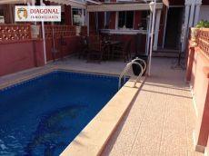 Alquiler casa terraza Altabix