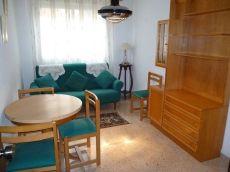 Piso de 4 habitaciones, amueblado, en el centro de Mislata.