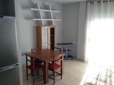 Piso amplio de 1 habitacion, con balcon, amuebladoy equipado