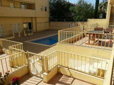 Planta baja, 3 habitaciones, todo exterior, piscina parking