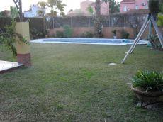 Chalet piscina gran jard�n