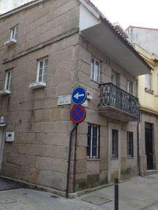 Casa casco historico bouzas
