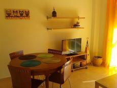 Apartamento en conil de un dormitorio con garaje y trastero
