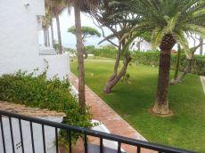 Alquiler piso jardin Sancti petri - la barrosa