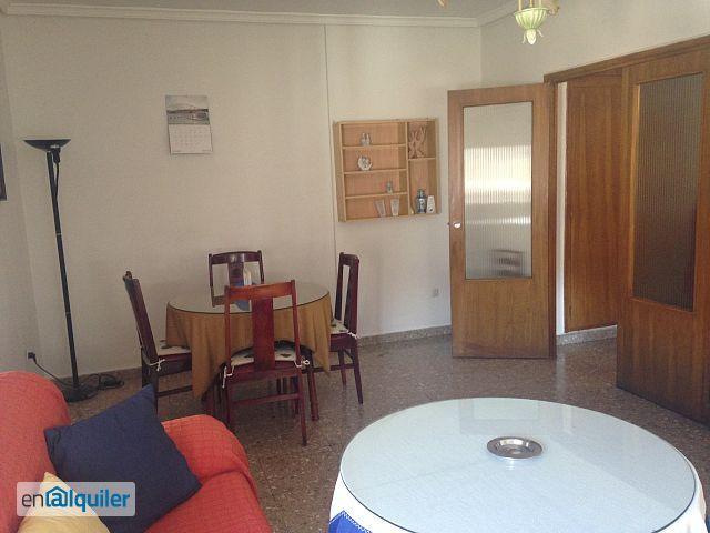 Piso de 4 dormitorios zona calatrava 3257676 for Alquiler pisos ciudad real