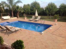 Chalet 170 m2 con 1. 800 m2 piscina y barbacoa