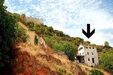 Casa de pueblo en zona alta en Miravet