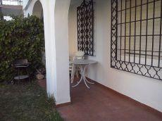 Bajondillo terraza con jardin