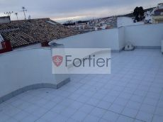 Alquiler �tico terraza y trastero Centro