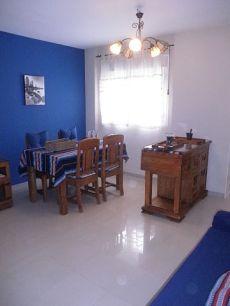 Alquilo Piso amueblado Las Salinas, 1 dormitorio y garaje