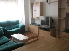 Piso amueblado 2 habitaciones, zona Blasco Iba�ez