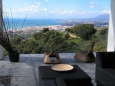 Villa de nueva construcci�n vistas panor�micas