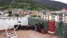 �tico con grandes terrazas y fant�sticas vistas