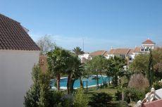 Alquiler piso piscina Chiclana de la Frontera