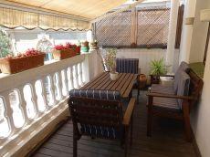 Duplex con terrazas en sant gervasi