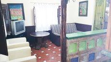 Apartamento r�stico, restaurado, amueblado