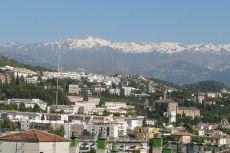 Piso con vistas a Sierra Nevada y Alhambra