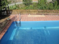 Casa de campo con piscina totalmente privada